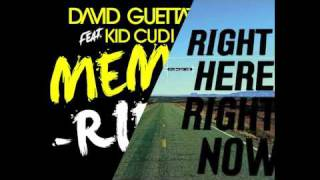 David Guetta feat. Kid Cudi Vs Fatboy Slim & Abel Ramos - Right Memories (Civa's Bootleg)