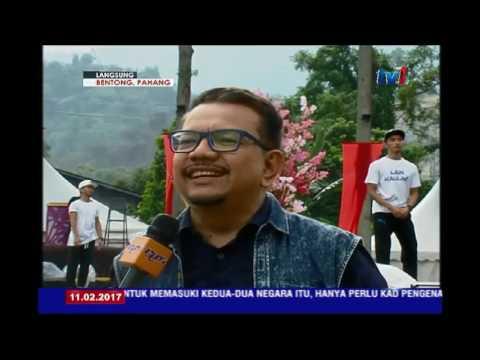 LANGSUNG DARI DATARAN BENTONG, PAHANG  RUMAH TERBUKA MALAYSIA (MRTM) [11 FEB 2017]