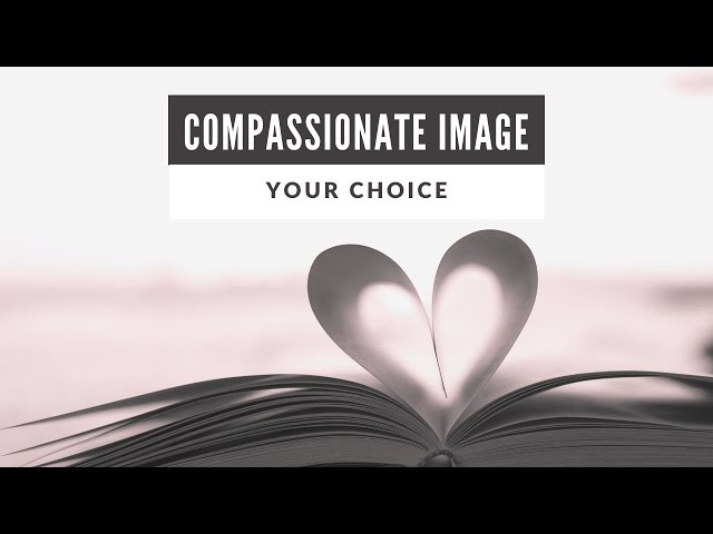 Any Compassionate Image