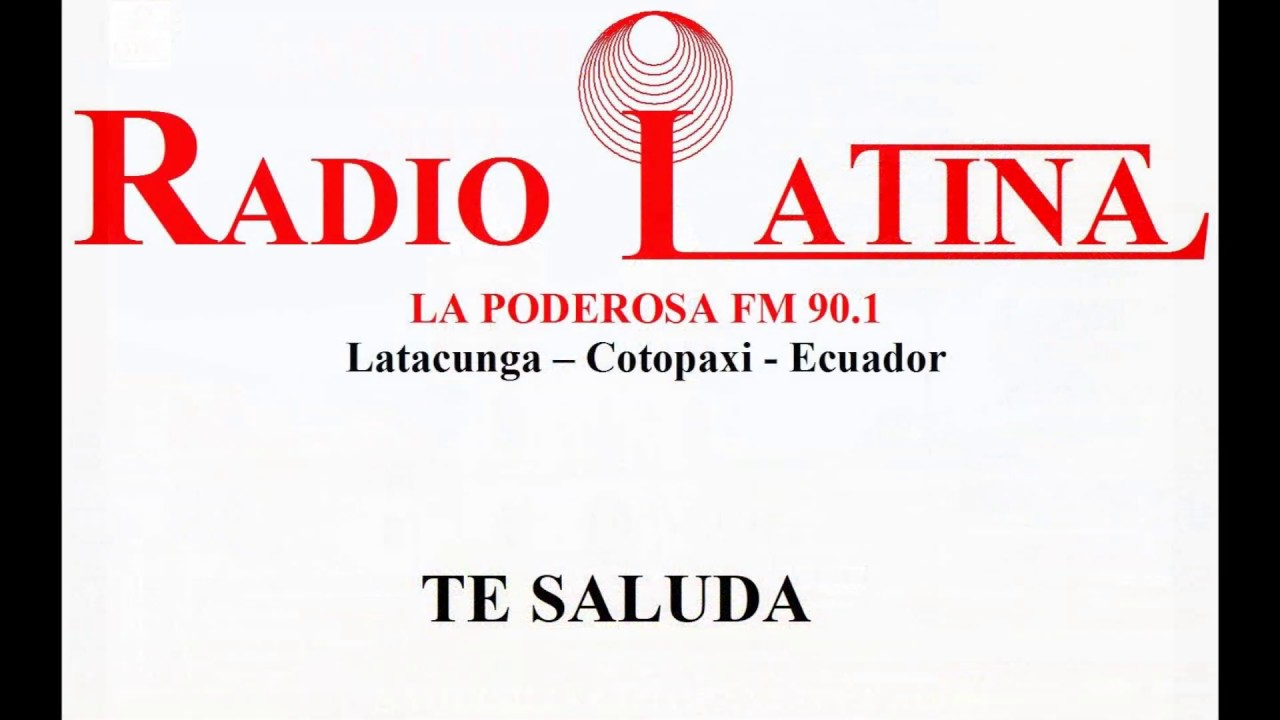 Radio Latina 90 1 Comparsas Saquisilí 2019 - YouTube