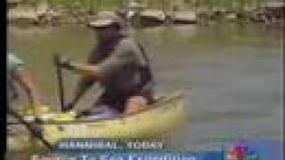 Paddling the Mississippi River: Source to Sea Expedition