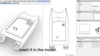 Create and report Grasshopper styles for Marine design