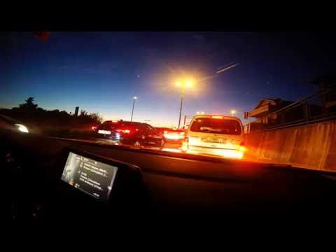 Timelapse of Roadtrip in Croatia