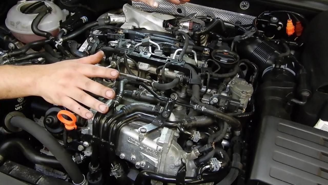 2013 Volkswagen Jetta Engine Diagram Vw Golf 2 0tdi Ea288 Long Crank Diagnose P0341 P0016 P0011