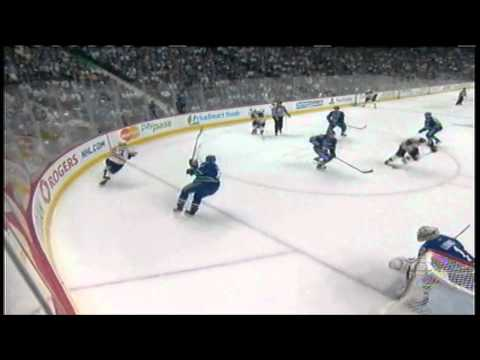 2011 Stanley Cup Finals Game 7 Patrice Bergeron Goal - Boston vs Vancouver