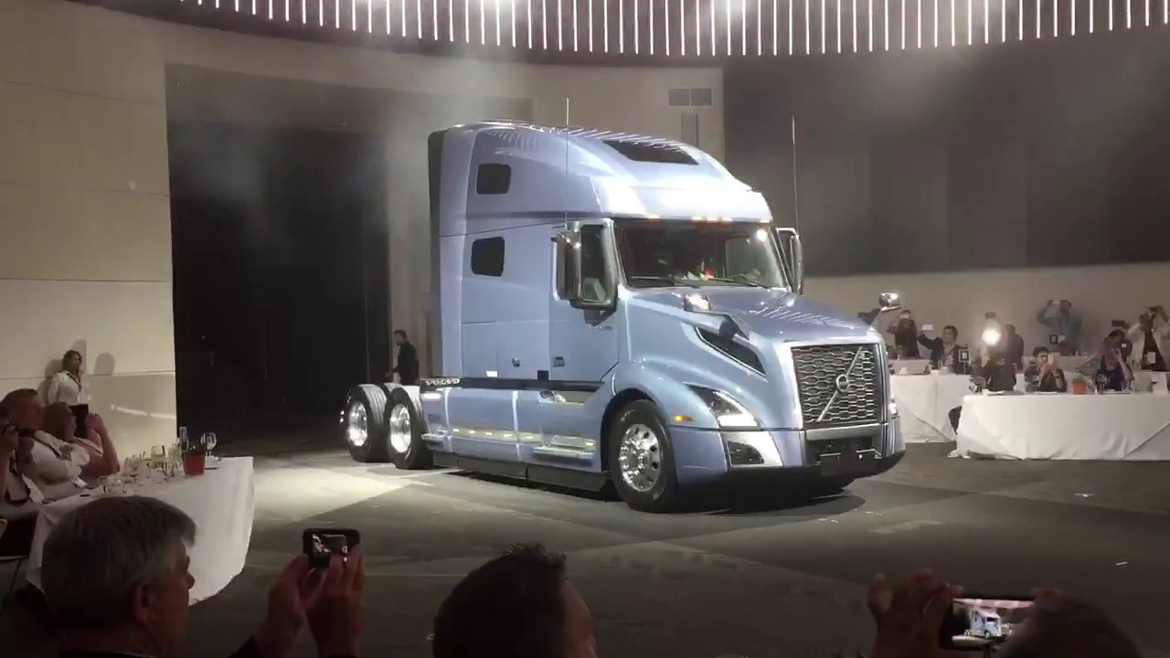 2018 volvo 860. modren volvo reveal 2018 volvo vnl long haul truck for volvo 860 g