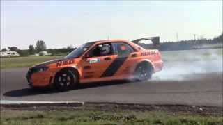 NV Auto 2JZ Subaru WRX STI Drift Car (Formula Drift Canada)