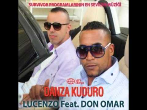 Danza Kuduro Radio Edit feat Don Omar Lucenzo Danza Kuduro  Single
