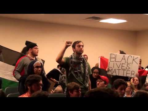 Young Americans for Freedom University of Houston Hosts David Horowitz 11-2-1017