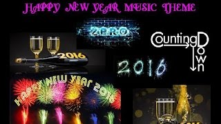 HAPPY NEW YEAR  2016 Music Theme Studio-Ron