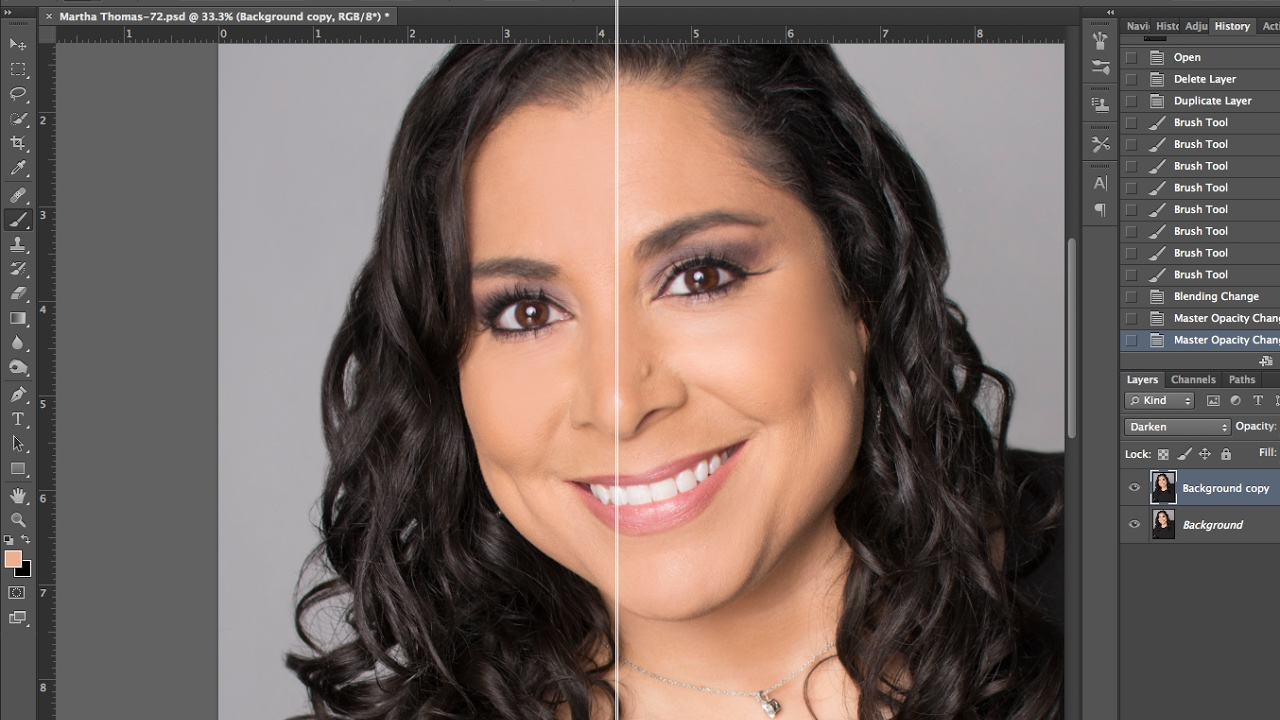 How to remove shine from the face 82