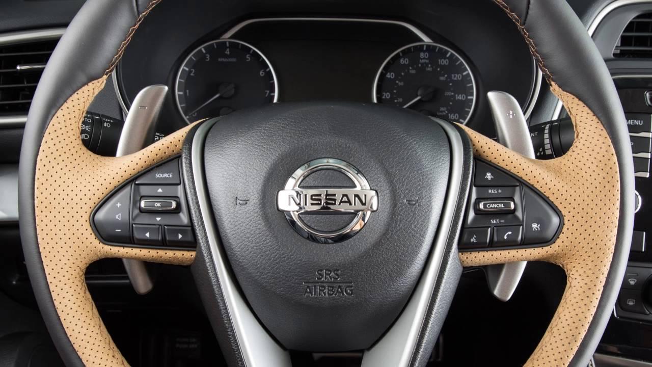 2017 Nissan Maxima Manual Shift Mode Youtube Rh Youtube Com Nissan Maxima  Manual Pdf Nissan Maxima Manual Pdf