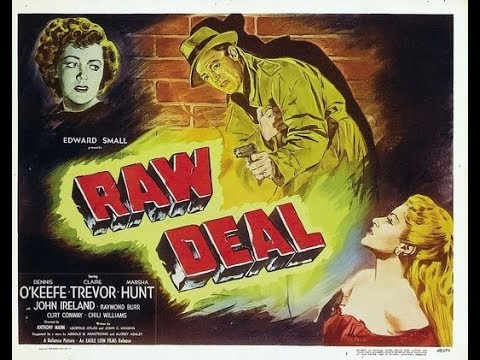 Raw Deal  (1948)   Full Movie