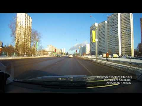 Advocam FD8 Gold GPS срабатывание на стрелку