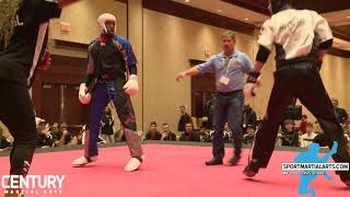 Avery Plowden vs Tamás Imre | 2018 Ocean State Grand Nationals | Men's Sparring