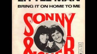 Sonny & Cher - Little Man