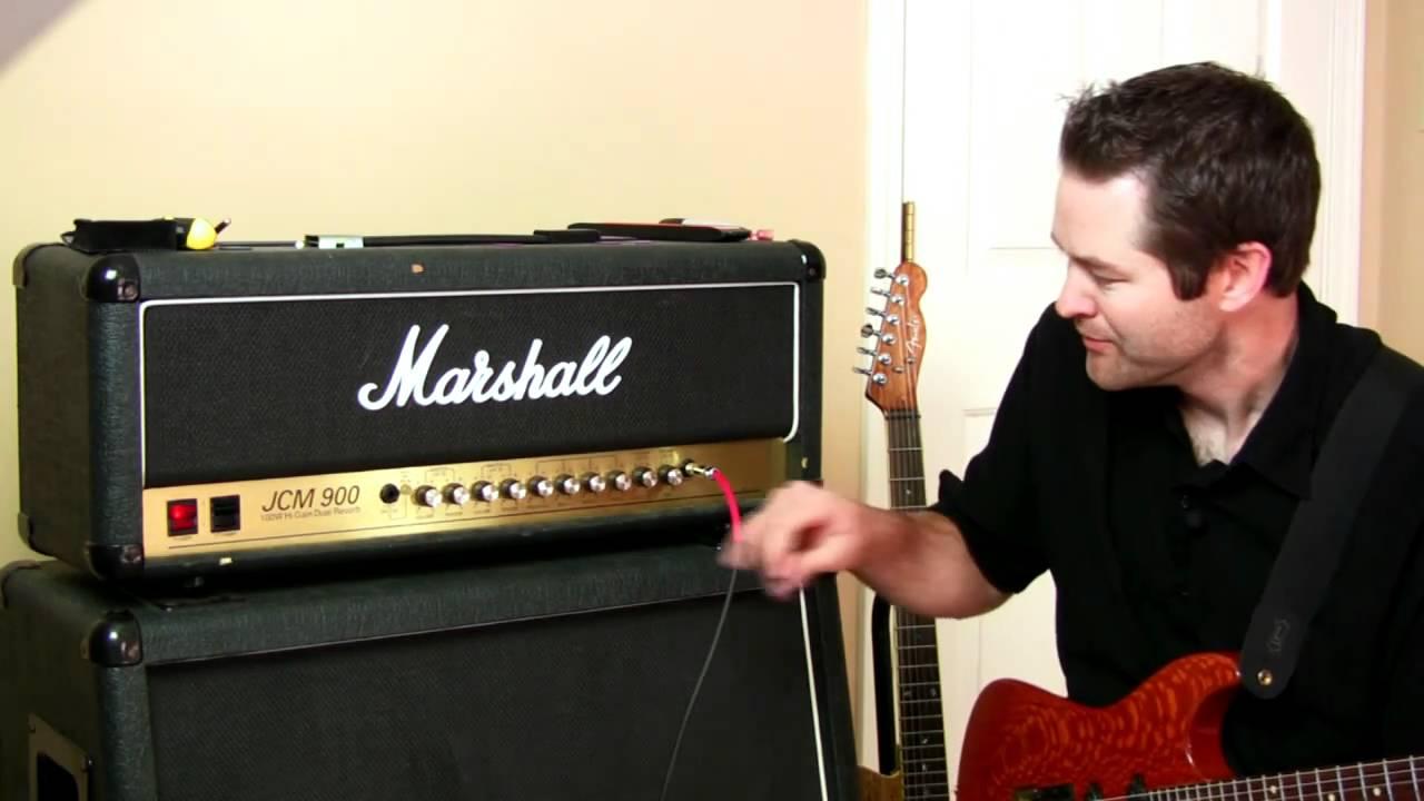 guitar amp set up for clean sound youtube. Black Bedroom Furniture Sets. Home Design Ideas