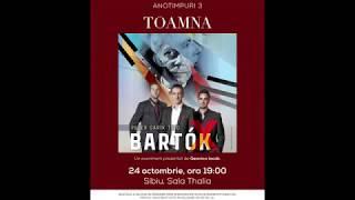 "Péter Sárik Trio - Dansuri românești (Bartók X) - Sala Thalia, Anotimpuri 3 ""Toamna"""