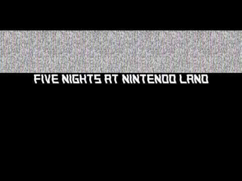 Five Nights At Nintendo Land Official Teaser Trailer