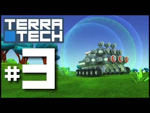 TerraTech #3 - License Upgrade