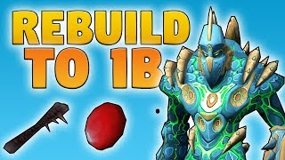 Rebuild to 1 Bil - Episode 1 [Runescape 2019]