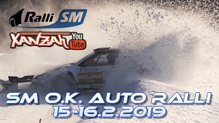SM O.K. Auto Ralli Kouvola 2019 (Crashes, Mistakes, Action)