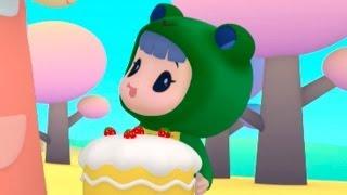 Мультики Руби и Йо-Йо - Клубничный тортик thumbnail