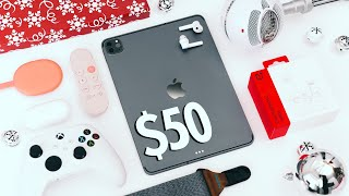 $50 TECH GIFT IDEAS - 2020 Gift Guide!
