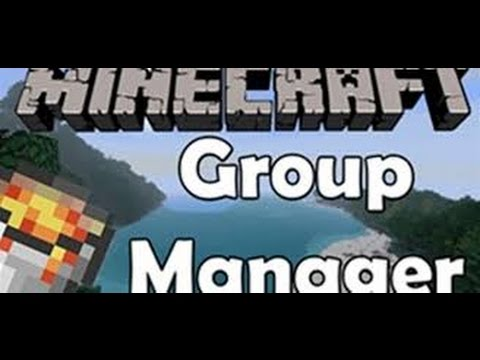 How To Set Multiple Homes With Minecraft Bukkit Essentials Groupmanager