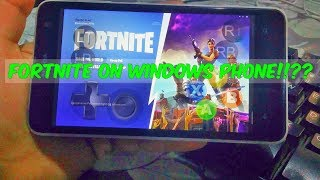 How To Play Fortnite On Windows Phone