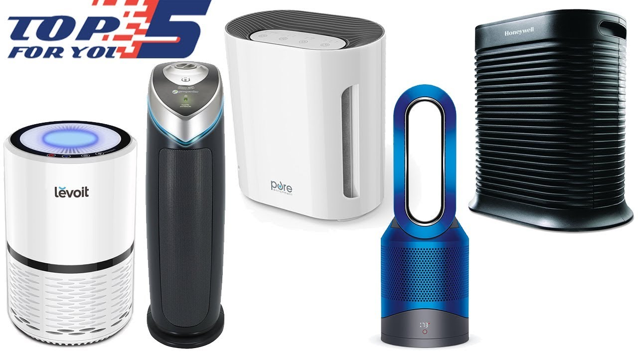 top 5 best hepa air purifiers of 2018 youtube. Black Bedroom Furniture Sets. Home Design Ideas