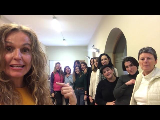 Cierre Curso Visibilidad Femenina Marbella. Cursos para mujeres. Yolanda Sáenz de Tejada