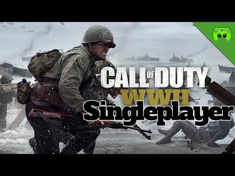 Das ist ECHTER Krieg 🎮 Call of Duty World War 2 - COD WW2 Singleplayer