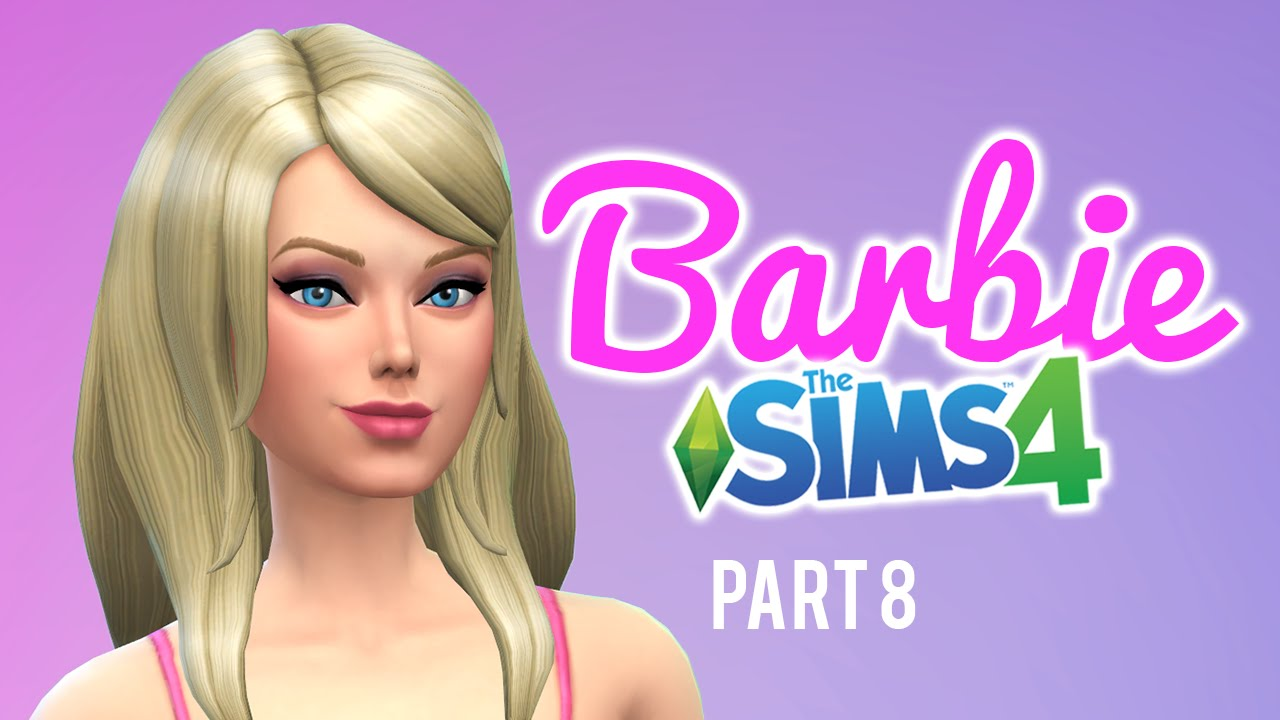 Let's Play The Sims 4 Barbie — Part 8 — Business Career ...
