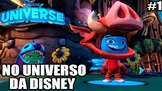 Disney Universe - PS3 e Xbox 360 - MUNDO PIRATAS DO CARIBE - NO UNIVERSO DA DISNEY - parte 1