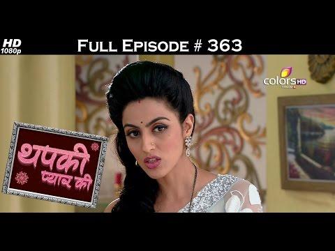 Thapki Pyar Ki - 28th June 2016 - थपकी प्यार की - Full Episode HD