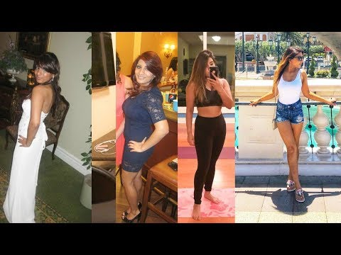 My Fitness Journey  How I Lost Weight  Skinny to Overweight to Healthy & Journey to being Fit
