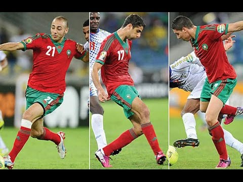 Morocco ● We Are The Atlas Lions ● Crazy Skills & Dribbles