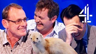 Sean Lock's BEST MASCOTS Part 1 | 8 Out of 10 Cats Does Countdown