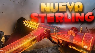 """EL NUEVO SUBFUSIL ÉPICO """"DECRETO REAL"""" STERLING (NUEVAS ARMAS DE COD WW2)"""