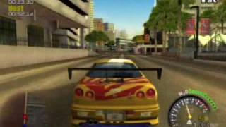 Street Racing Syndicate quick race