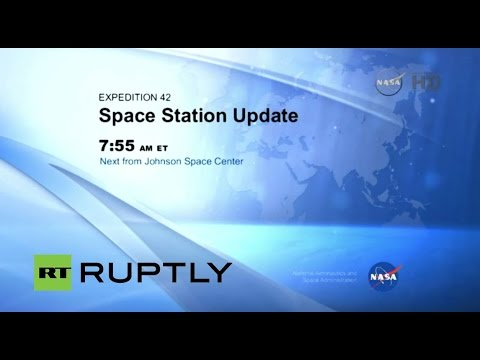 LIVE: NASA comments on TOXIC ISS EMERGENCY