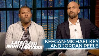 Keegan-Michael Key and Jordan Peele's Tips for Telling Them Apart