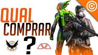 Anthem VS The Division 2 - Debate com Sidão Do Game: Qual COMPRAR?