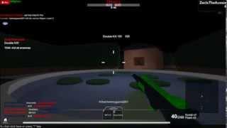 Roblox: Authority Gameplay - HIENO KUNAI