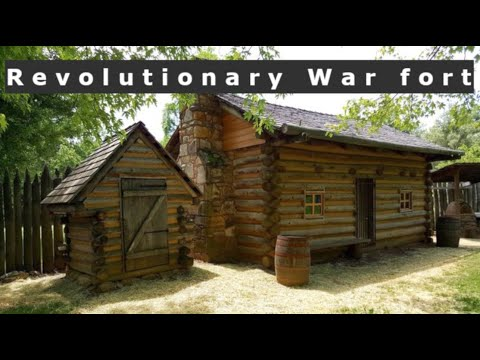 Fort Watauga Sycamore Shoals TN