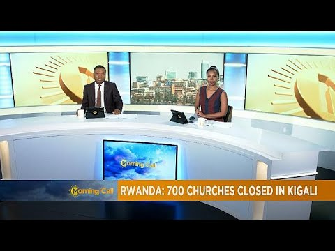 Rwanda to inspect churches before reopening them [The Morning Call]