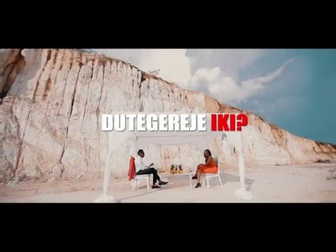 DUTEGEREJE IKI BY CHRISTOPHER (OFFICIAL VIDEO HD)