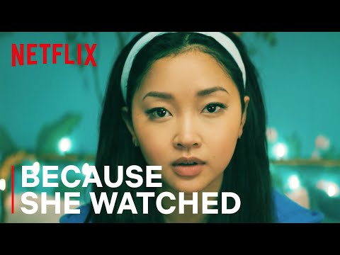 Because She Watched   Narrated by Lana Condor   International Women's Day   Netflix