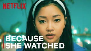 Because She Watched | <b>International Women's Day</b> | Netflix